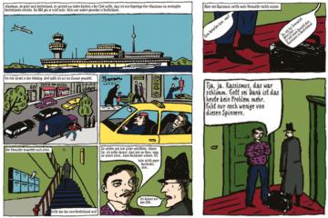 Comic über Amadeu Antonio klärt über Rassismus auf