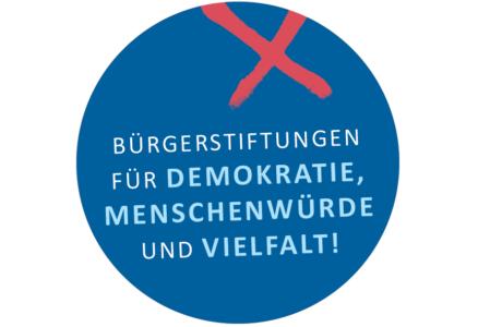 Für Demokratie, Menschenwürde und Vielfalt