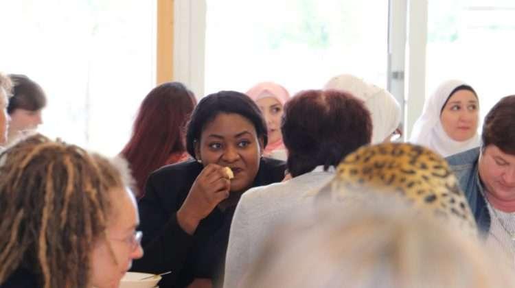 Frauen-Frühstück Women Action Space Prenzlau