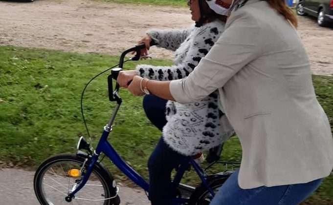 Bike-Ride Fahrrad-Training für Frauen in Prenzlau