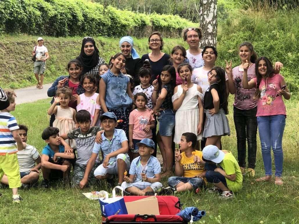 Ferienprogramm – Schulbeginn, Deutsch, Mathe, Sachunterricht
